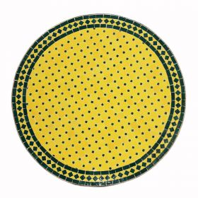 Basic mosaic table