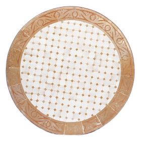 Basic mosaic table