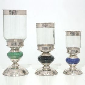 candle lantern ø9,5 x H29cm